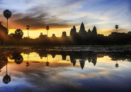 柬埔寨吴哥一地5晚6天深度游