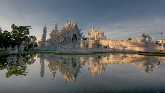 泰国清迈清莱五晚六日游