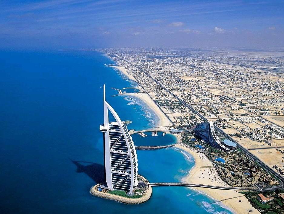 迪拜五晚七日游