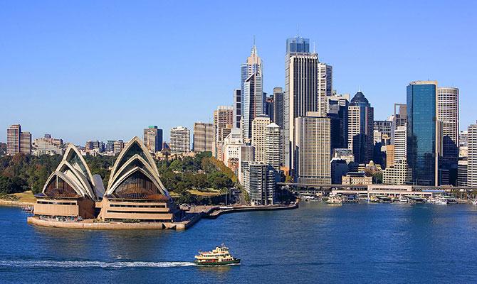 澳大利亚新西兰昆明直飞12日游(悉尼/奥克兰/罗托鲁阿/布里斯班/黄金海岸/凯恩斯)