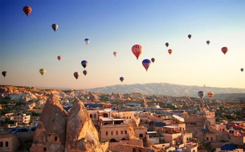 蓝色爱琴海_土耳其希腊系列13日游
